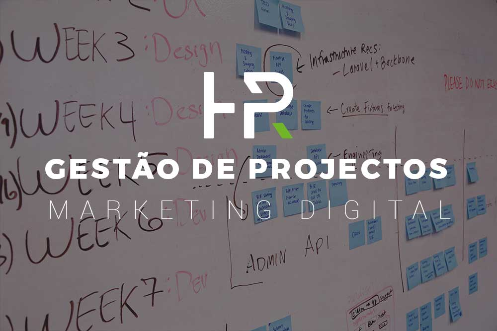 gestão projectos de marketing digital
